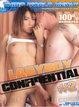 Ladyboy confidential #2, Third World Media XXX DVD